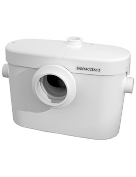 Saniaccess 2 Macerator Pump For WC And Washbasin - 1901