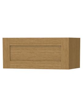 London Oak Single Door Storage Cabinet 590 x 275mm