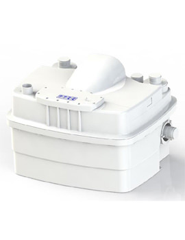 Saniflo Sanicubic 2 Pro Heavy Duty Macerator Pump - 1102