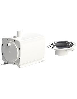 Sanifloor 2 Macerator Pump For Sheet Flooring - 1155
