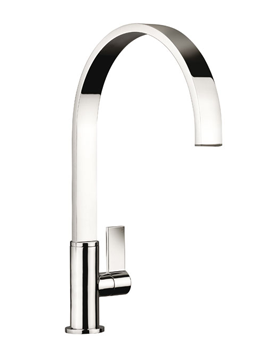 Aspire Single Lever Kitchen Sink Mixer Tap Chrome