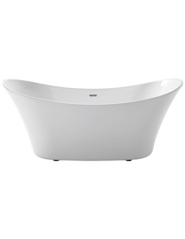 Penhallam Freestanding Double Ended Acrylic Bath 1700 x 700mm