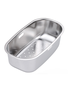 Strainer Bowl Stainless Steel - KA26SS
