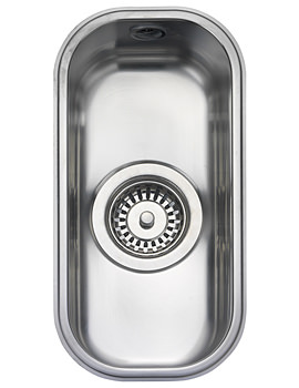 Atlantic Classic Stainless Steel Undermount Kitchen Bowl - UB15