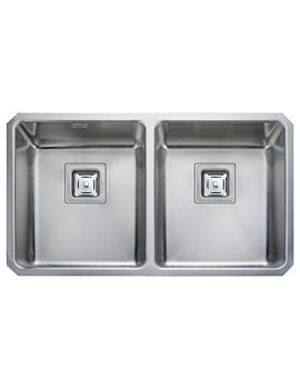 Atlantic Quad 2.0 Bowl Stainless Steel Undermount Kitchen Sink