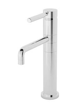 Beo Twirl Chrome Plated Single Lever High Rise Basin Mixer Tap