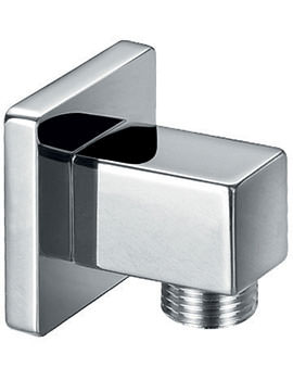 Str8 Wall Shower Outlet Elbow - FVKI121