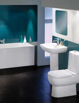 Balterley Vogue Contemporary Bathroom Suite