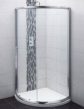 Related Balterley Double Door Quadrant Shower Enclosure 800mm - BYSEFDQ8