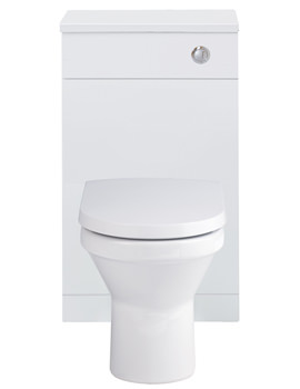 Related Balterley Warner 500mm Floor Standing WC Unit With Concealed Cistern