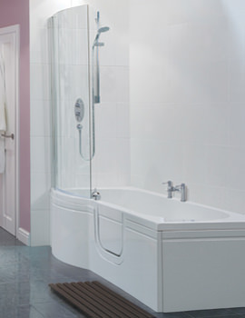 Related Balterley Buttermere Easy Access Right Hand Walk-In Bath With Front Panel