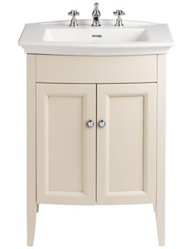 Related Heritage Classic Oyster Vanity Unit For Blenheim Basin - KOYHP34