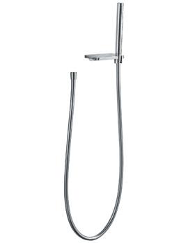 Annecy Hand Shower Set With Shelf Shower Bracket