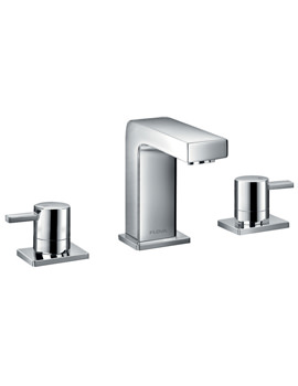 Str8 3 Hole Deck Mounted Bath Filler Mixer Tap