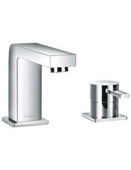 Str8 2 Hole Deck Mounted Bath Filler Mixer Tap