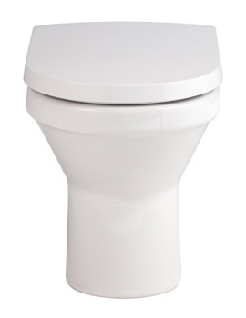 Related Balterley Edge Back to Wall WC With Concealed Cistern And Seat 560mm