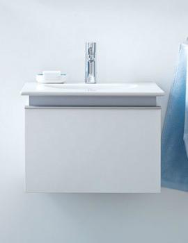 Related Duravit Darling New Low Cabinet 500mm White Matt - DN677101818