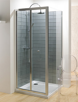 Edge Shower Side Panel 700mm - ESPSC0700