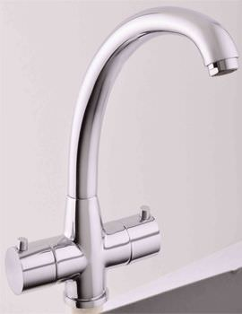 Mayfair Moda Kitchen Mono Tap Chrome - KIT239