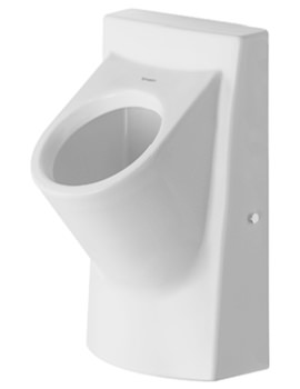 Duravit Architec Battery Operated Electronic Urinal 380 x 385mm