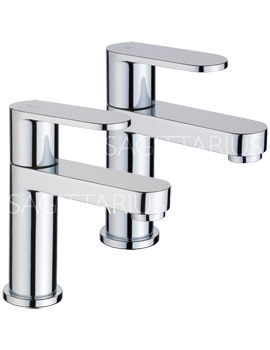 Related Sagittarius Metro Pair Of Basin Taps - MT-101-C