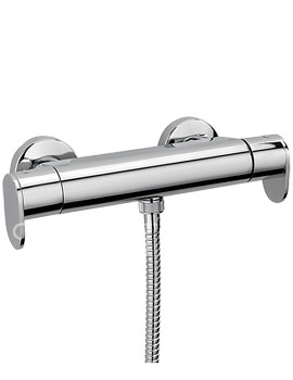 Sagittarius Plaza Exposed Thermostatic Shower Valve - PL-168-C