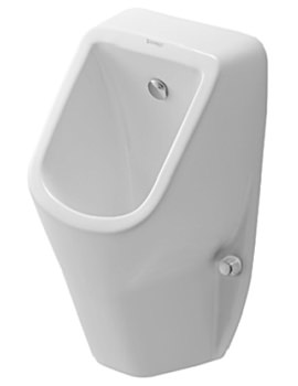 D-Code 305 x 290mm Urinal With Concealed Inlet - 0829300000