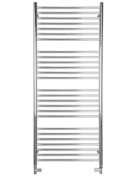 SBH Maxi Plus Flat Dual Fuel Towel Radiator 600mm x 1400mm -SS500
