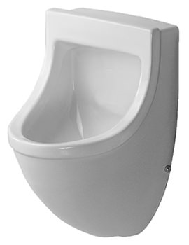 Starck 3 Urinal With Concealed Inlet 350 x 350mm