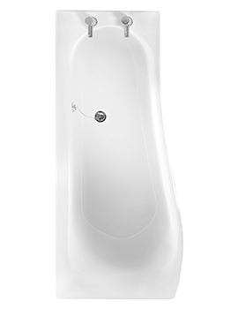 Balterley Concave Acrylic Bath 1700 x 750mm Right Or Left Hand