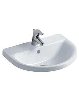 Concept Arc 550mm Countertop Basin - E797601