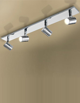 Quartet Four Multi-Angled LED Spotlights - 6140