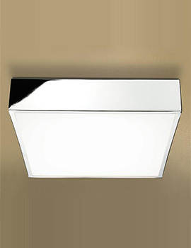 Inertia LED Illuminated Square Ceiling Light - 0680