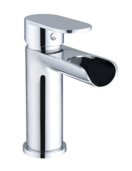 Beo Libero Mono Basin Mixer Tap Chrome