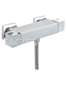 Related Sagittarius Matisse Exposed Thermostatic Bar Shower Valve