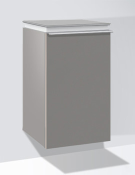 Related Duravit Darling New Semi-Tall Cabinet 400 x 706mm