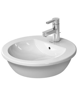 Related Duravit Darling New 470mm 1 Tap Hole Above Counter Basin