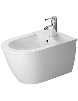 Darling New 370 x 540mm Wall Mounted Bidet