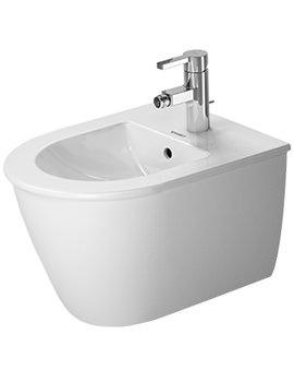 Darling New 360 x 485mm Wall Mounted Compact Bidet