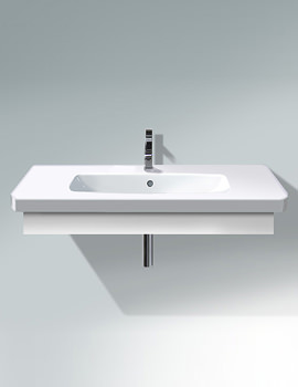Related Duravit DuraStyle Furniture Basin With 930mm Washbasin Trim