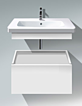 DuraStyle 730mm Low Cabinet With Trim And Basin - DS 6281