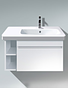 DuraStyle 730mm Vanity Unit With Bowl On Right Basin