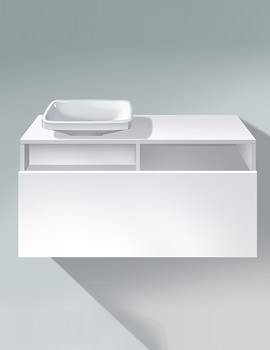 DuraStyle 1000mm Wall Mounted Vanity Unit