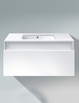 Related Duravit DuraStyle 1000mm Vanity Unit For Undercounter Basin - DS688401818
