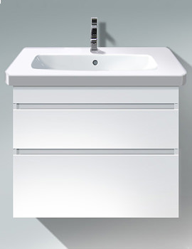 DuraStyle 730mm 2 Drawers Unit With 800mm Basin - DS 6481
