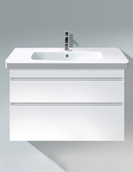DuraStyle 930mm 2 Drawers Unit With 1000mm Basin - DS 6482