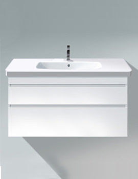 Related Duravit DuraStyle 1150mm White Matt Vanity Unit With Basin