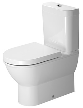 Duravit Darling New Close Coupled 630mm Toilet With Cistern
