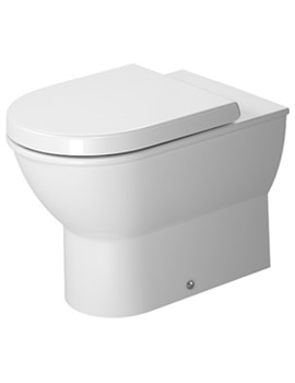Darling New Floor Standing Back-To-Wall Toilet 570mm