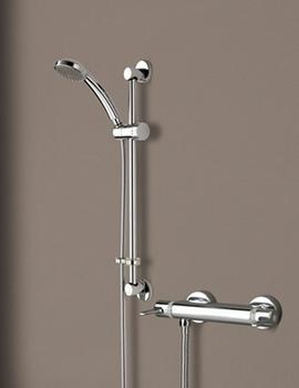 Bristan Design Utility Lever Bar Shower - DUL SHXARFF C